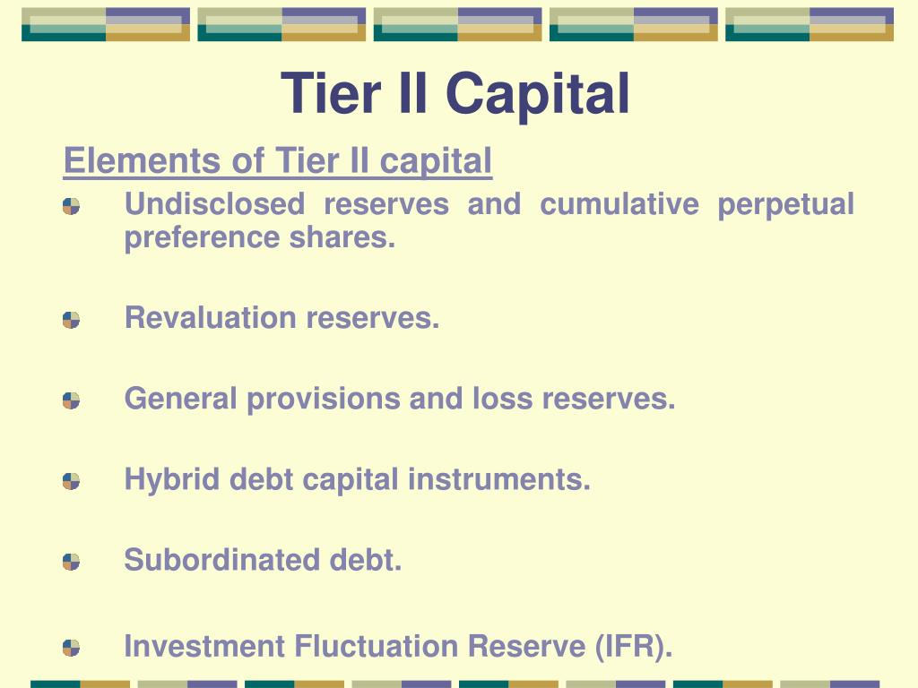 Tier II Capital