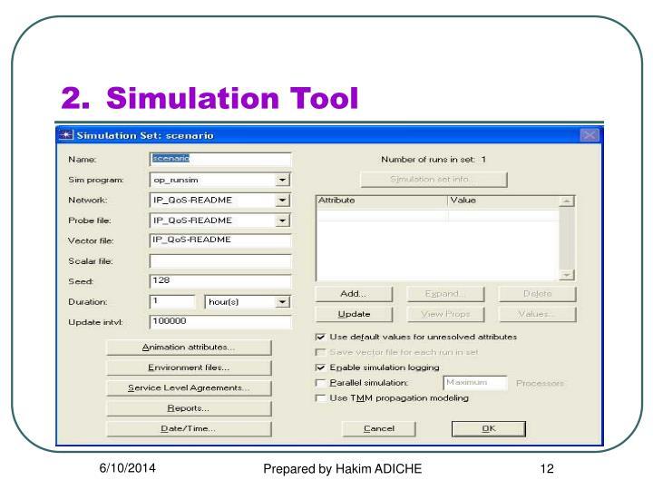 Simulation Tool