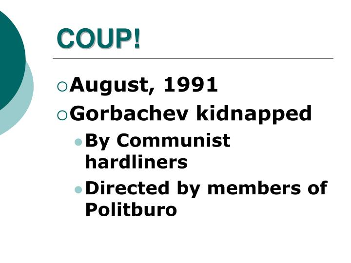 COUP!