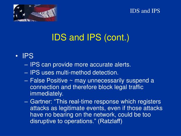 Ids and ips cont