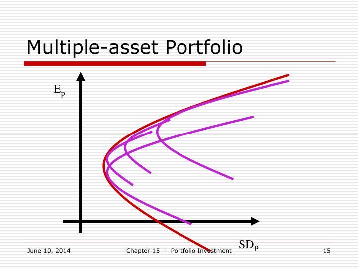 Multiple-asset Portfolio