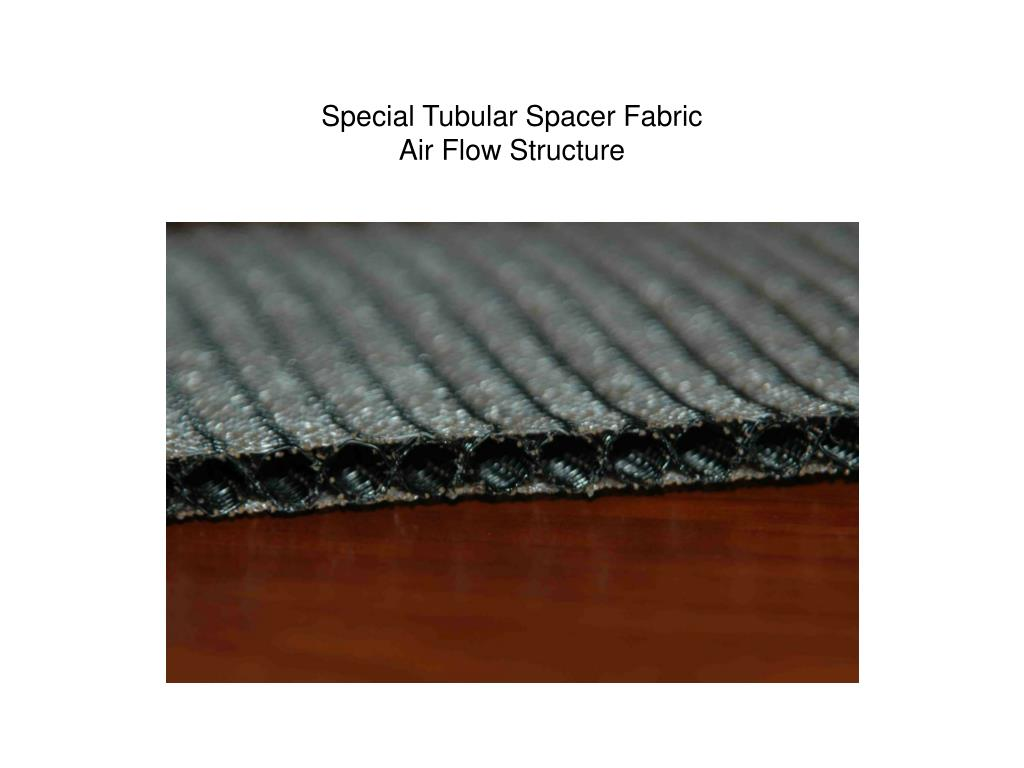 Special Tubular Spacer Fabric