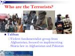 who are the terrorists23