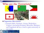who are the terrorists24
