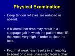 physical examination45