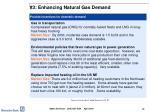 3 enhancing natural gas demand