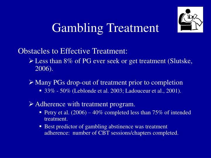 Gambling Treatment