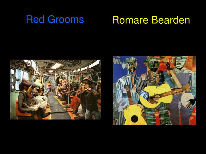 Red Grooms
