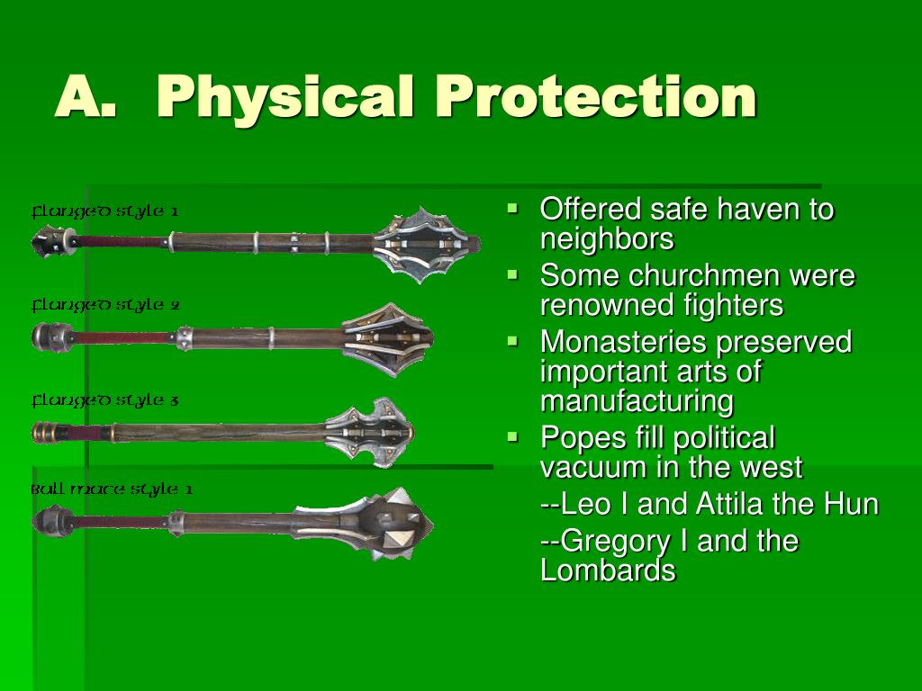 A.  Physical Protection