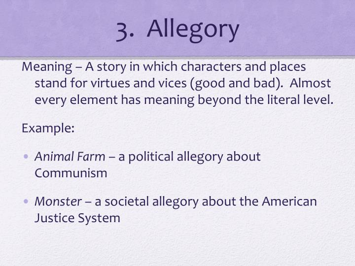 Ppt Symbolism And Allegory Powerpoint Presentation Id1480907