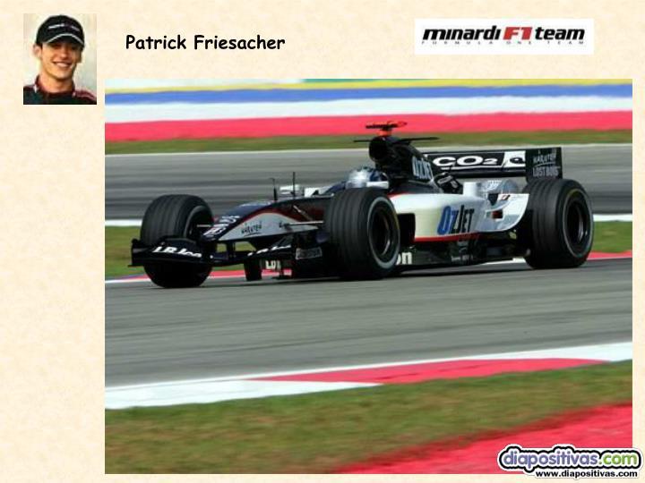 Patrick Friesacher