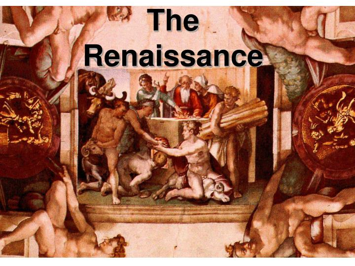the renisance