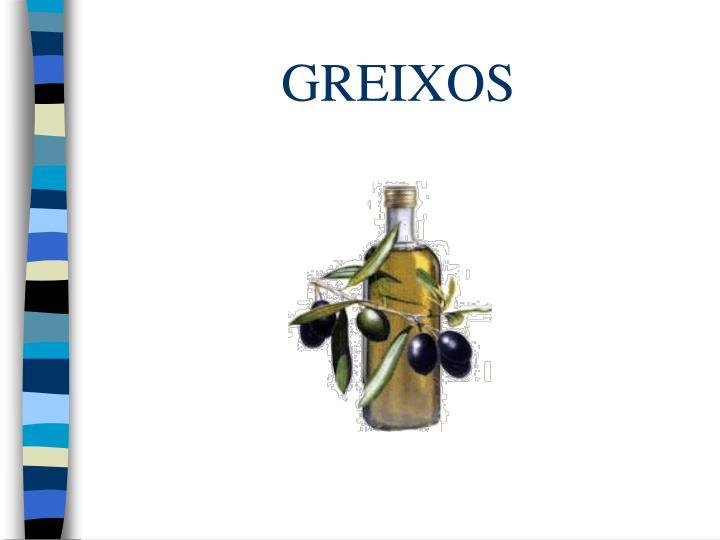GREIXOS