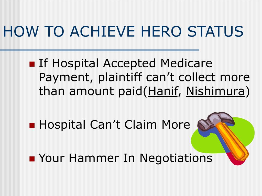 HOW TO ACHIEVE HERO STATUS