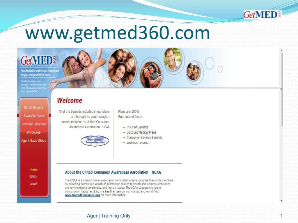 www getmed360 com l.