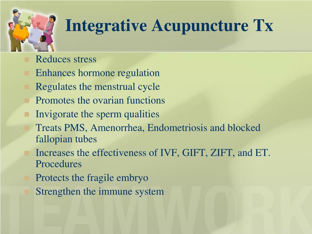 Integrative Acupuncture Tx