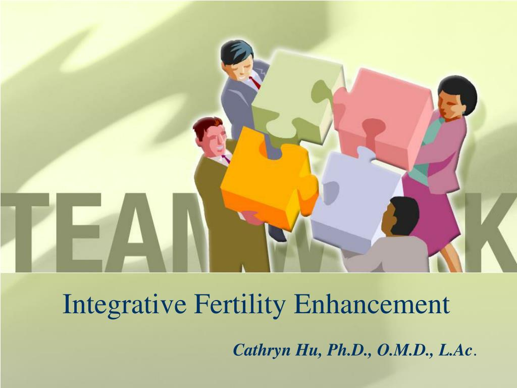 integrative fertility enhancement l.