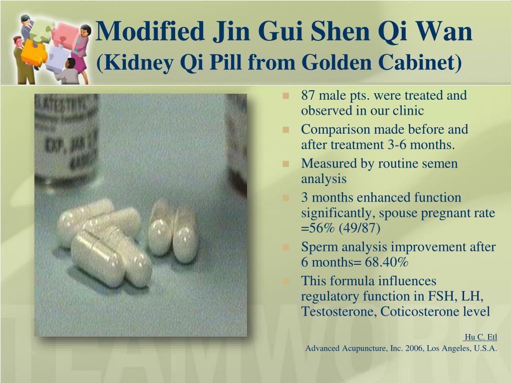 Modified Jin Gui Shen Qi Wan