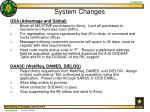 system changes1