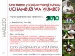 una hamu ya kujua mengi kuhusu uchambuzi wa viumbe