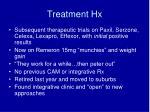 treatment hx1