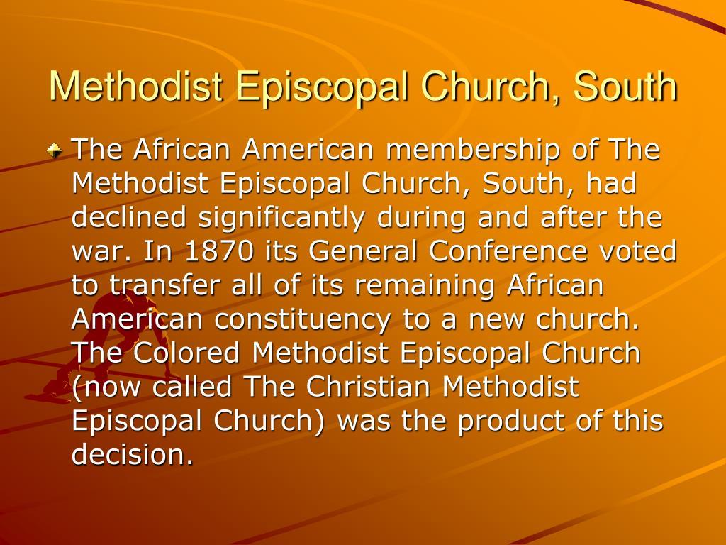 Methodist Episcopal Church, South