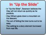 in up the slide18