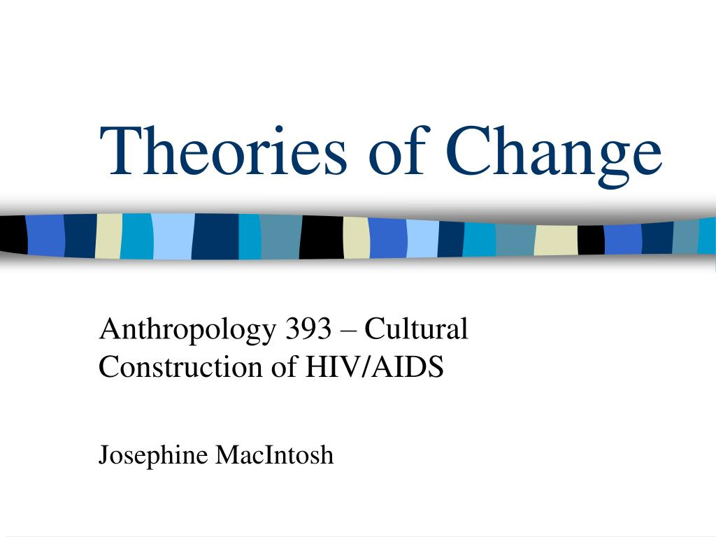 theories of change l.