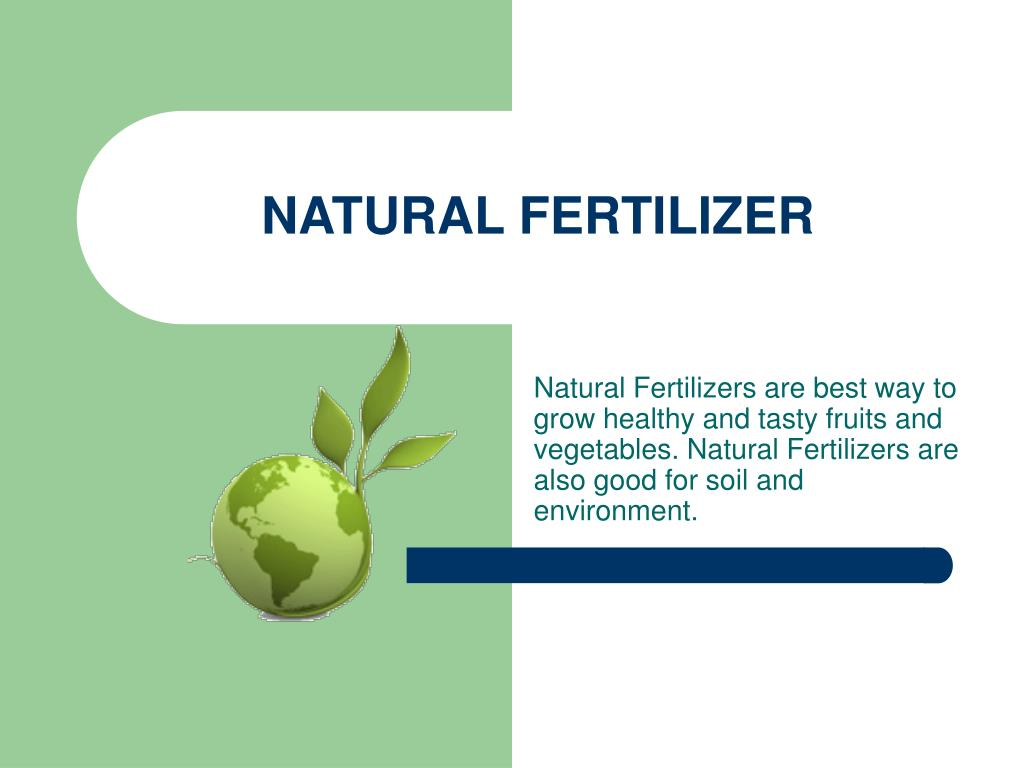 natural fertilizer l.