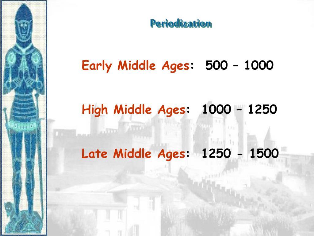 Periodization