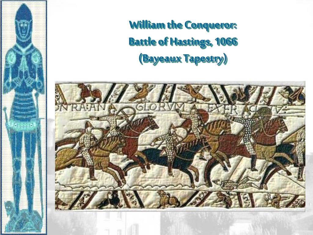 William the Conqueror: