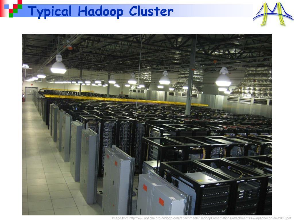 Typical Hadoop Cluster