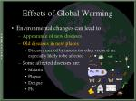 effects of global warming24