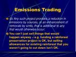 emissions trading45