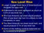 sea level rise13