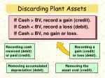 discarding plant assets7