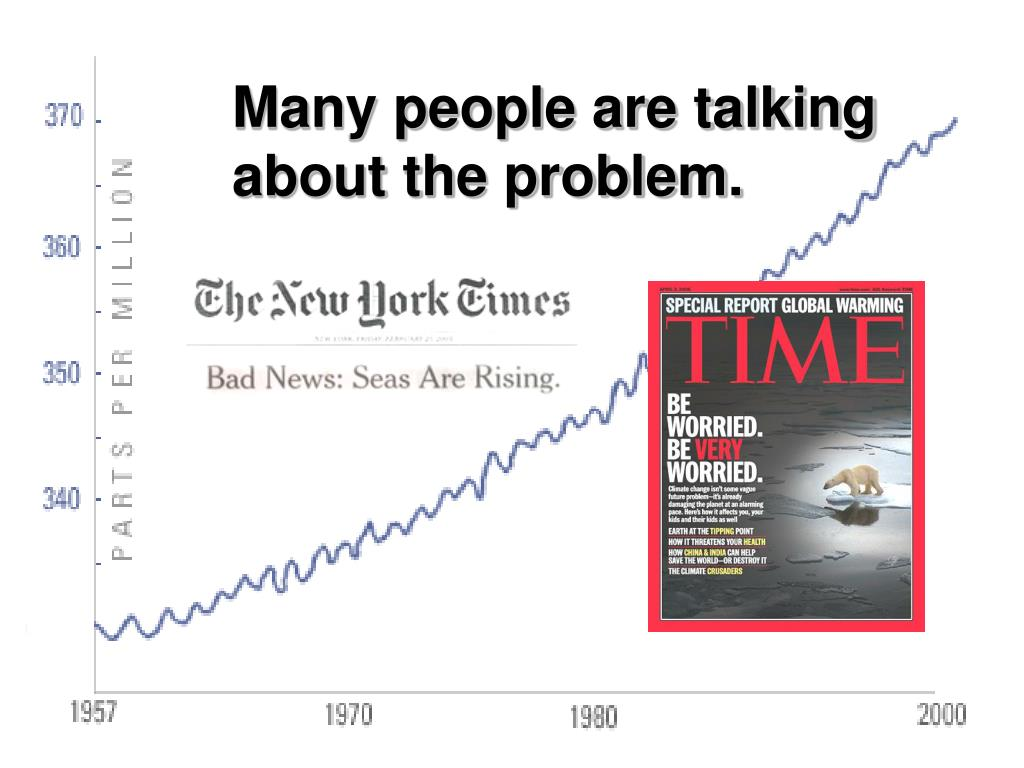 Many people are talking about the problem.