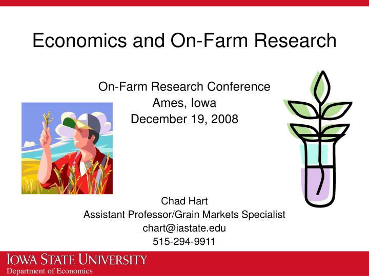 research projects in economics The research project in economics is designed to be a capstone research experience for senior economics majors this senior-level research project is designed to fulfill these learning goals of researching, writing, and presenting a paper addressing a significant economic question or issue.