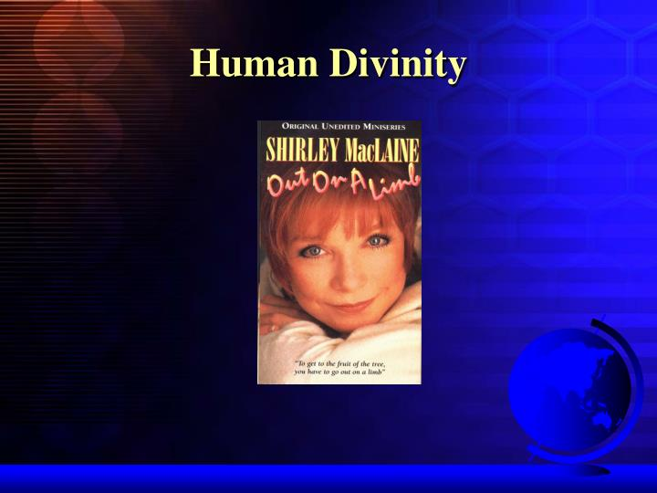 Human Divinity