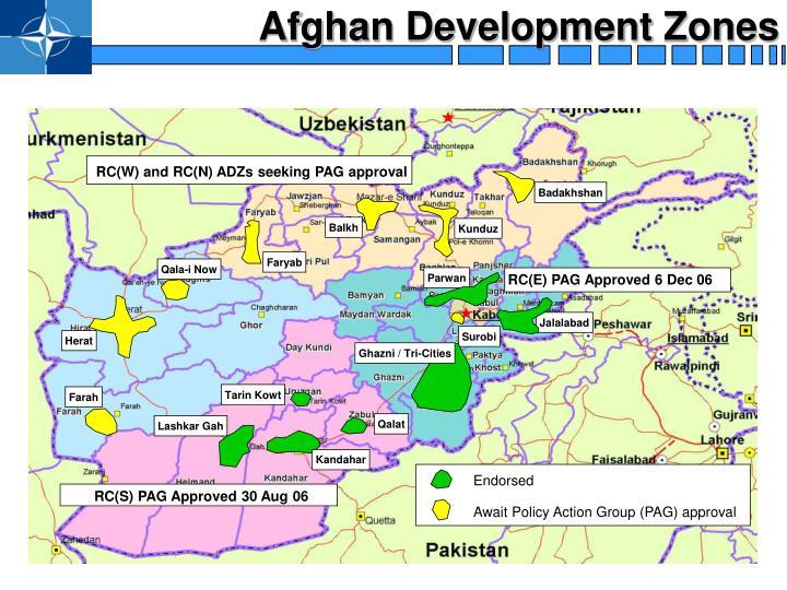 Afghan Development Zones