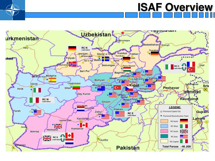 ISAF Overview