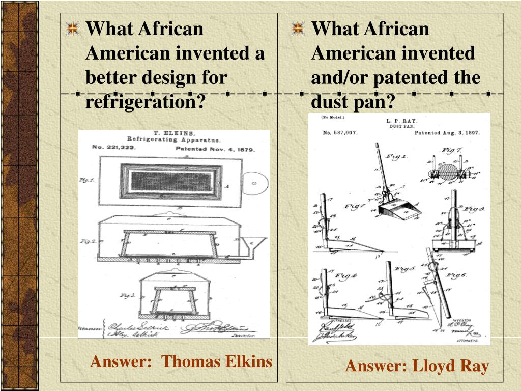 What African American invented a better design for refrigeration?