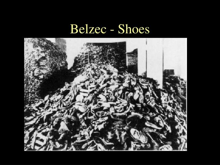 Belzec - Shoes