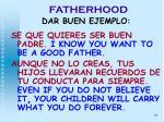 fatherhood30