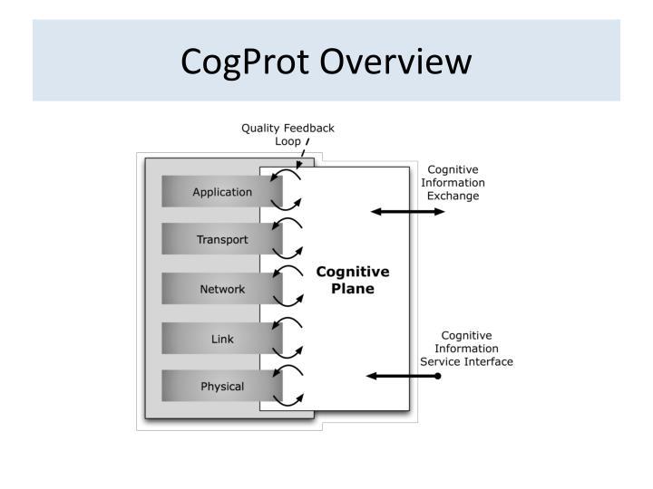 CogProt Overview
