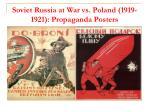 soviet russia at war vs poland 1919 1921 propaganda posters28