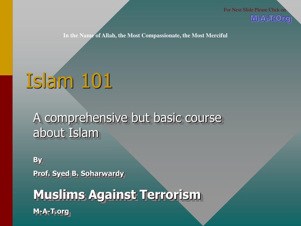 islam 101 l.