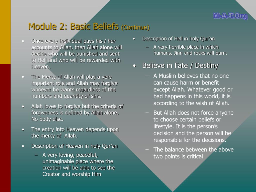 PPT - Islam 101 PowerPoint Presentation - ID:148603