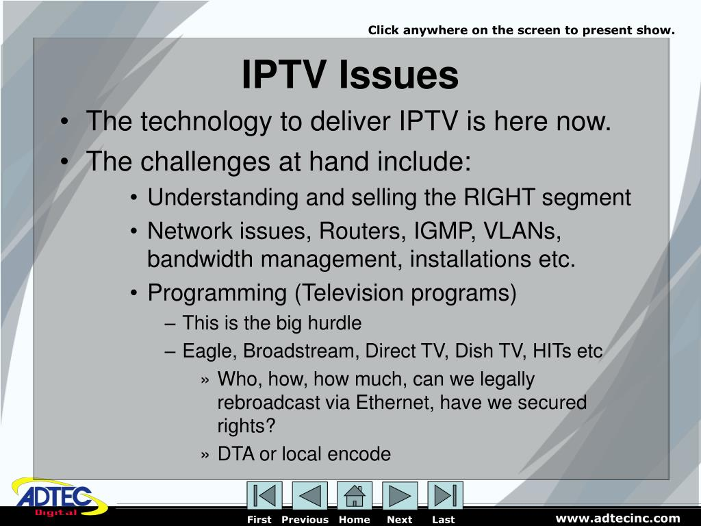 PPT - IPTV Markets and Segmentation PowerPoint Presentation - ID:1486071