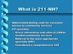 what is 211 nh